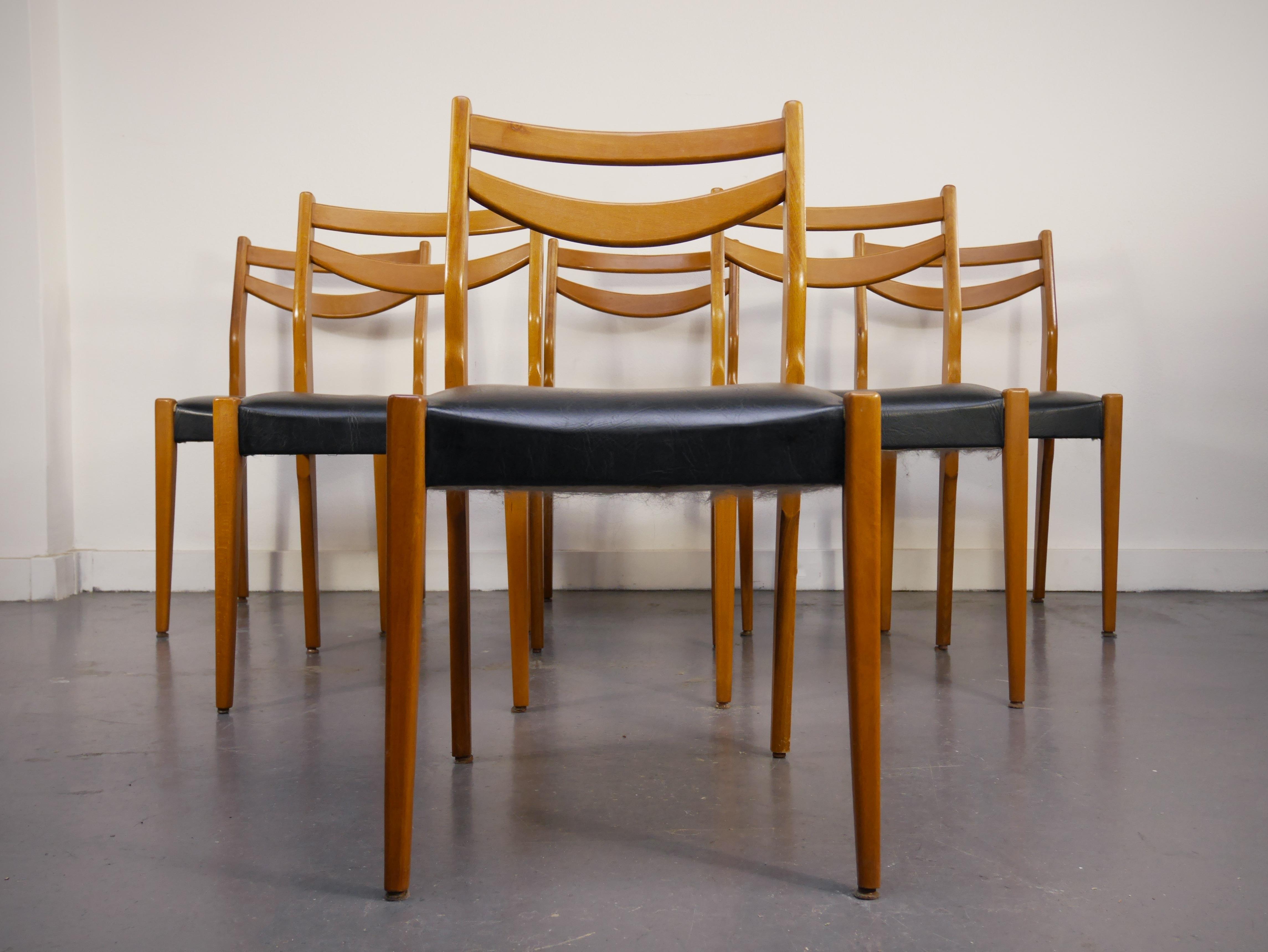203lilipop vintage mobilier retro enfilade scandinave bureau vintage - Chaise Vintage Scandinave